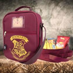 Bolso porta alimentos termo Hogwarts, Harry Potter