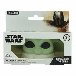 Bola Baby Yoda antiestrés, The Mandalorian