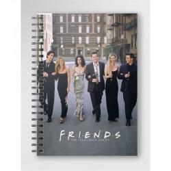 Libreta Friends