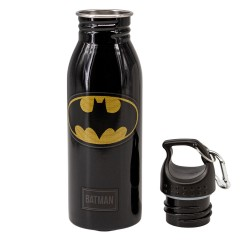Botella acero, Batman