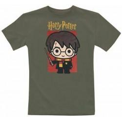 Camiseta Harry Potter, Infantil, Harry Potter
