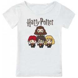 Camiseta Harry Potter Friends, Infantil, Harry Potter