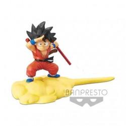 Figura Son Goku y nube...