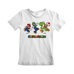 Camiseta Super Mario, infantil