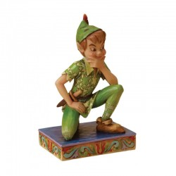 Disney, figura Peter Pan, Traditions, by Jim Shore