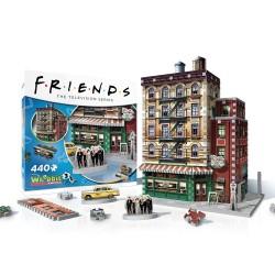 Friends, Puzzle 3D Central Perk