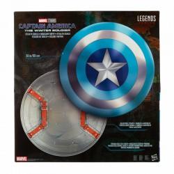 Réplica Escudo Capitán América, Edición Soldado de Invierno