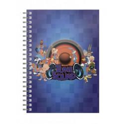 Libreta Space Jam Tune Squad, Looney Tunes