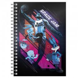 Libreta Lebron Mate, Space Jam, Looney Tunes