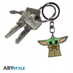 Llavero Baby Yoda cuenco, The Mandalorian