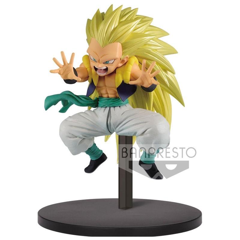 Figura Gotenks Super Saiyan 3, Dragon Ball