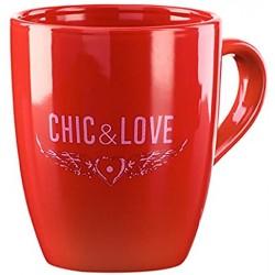Taza Chic&Love