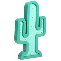 Lampara led Cactus de...