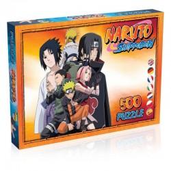 Puzzle Naruto 500 piezas, Naruto Shippuden