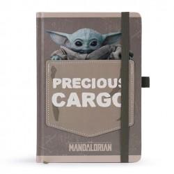 Libreta Baby Yoda, The Mandalorian