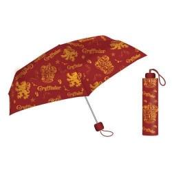 Paraguas manual Gryffindor, Harry Potter