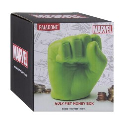 Hucha puño Hulk, Marvel