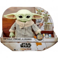 Baby Yoda Teledirigido, The Mandalorian