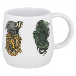 Taza escudos, Harry Potter