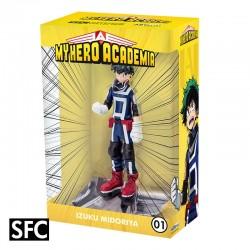 Figura Izuku Midoriya 16,5cm, My Hero Academia