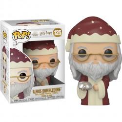 Funko Pop Dumbledore navidad, Harry Potter