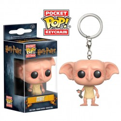 Funko Pop llavero Dobby, Harry Potter
