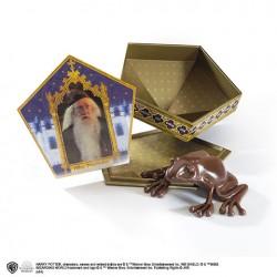 Réplica rana antiestrés con cromo Dumbledore, Harry Potter