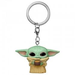 Funko Pop llavero Baby Yoda cuenco, The Mandalorian