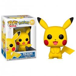 Funko Pop Pikachu 353, Pokémon