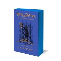Libro Harry Potter y el cáliz de fuego, 20 Aniversario Ed. Ravenclaw