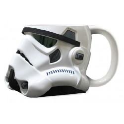 Taza Cerámica 3D Stormtrooper, Star Wars