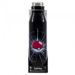 Botella metálica Pokeball, Pokémon