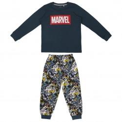 Pijama Logo Marvel largo