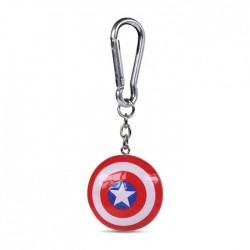 Llavero Escudo Capitán América, Marvel