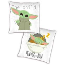 Cojín Baby Yoda, The Mandalorian