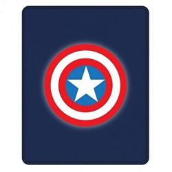 Manta polar escudo Capitán América, Marvel
