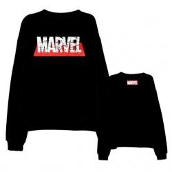 Sudadera Marvel logo