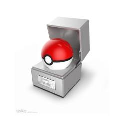 Réplica PokeBall electrónica, Die Cast, Pokémon