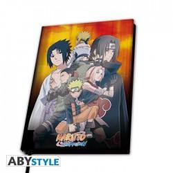 Cuaderno Naruto Shippuden A5