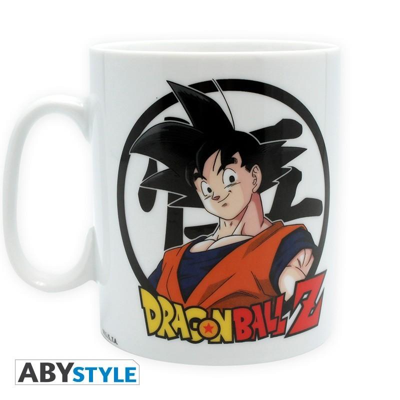 Taza Goku Dragon Ball Z