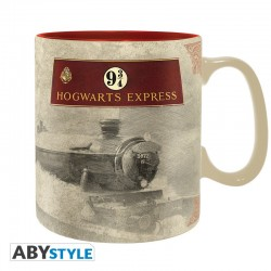 Taza Harry Potter Hogwarts Express