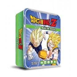 Juego de mesa Dragon Ball Z, más de 9000