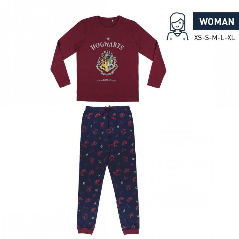 Pijama Harry Potter Hogwarts, chica