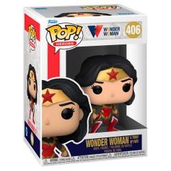 Funko Pop Wonder Woman, A twist of fate 80th, DC Comics