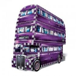 Puzzle 3D Autobús Noctámbulo