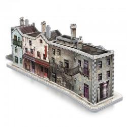 Puzzle 3D Callejón Diagón Harry Potter (450 piezas)