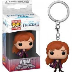 Funko Pop llavero Anna, Frozen