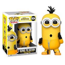 Funko Pop Kung Fu Kevin, Minnions