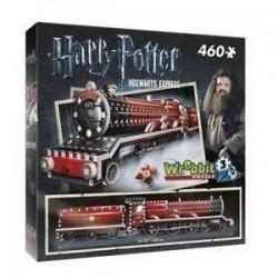 Puzzle 3D Hogwarts Express (460 piezas), Harry Potter