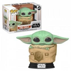 Funko Pop Baby Yoda bolsa,...